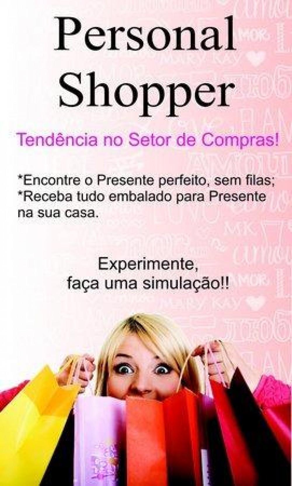 Personal shopper - Fazemo