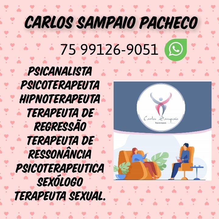 PSICANALISTA CARLOS SAMPA