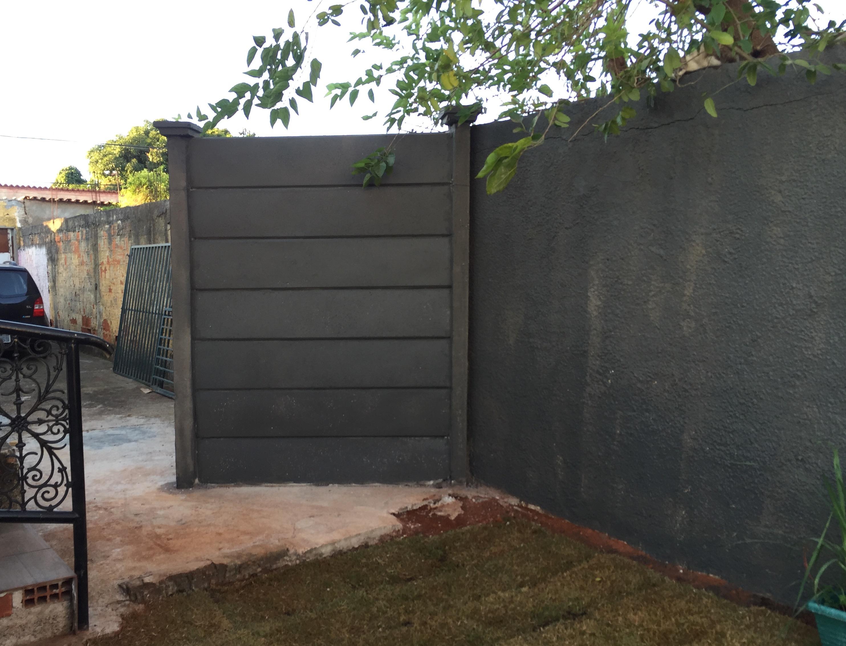 R$69,00 Muro cimentício p