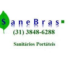 SANEBRAS Banheiro quimico