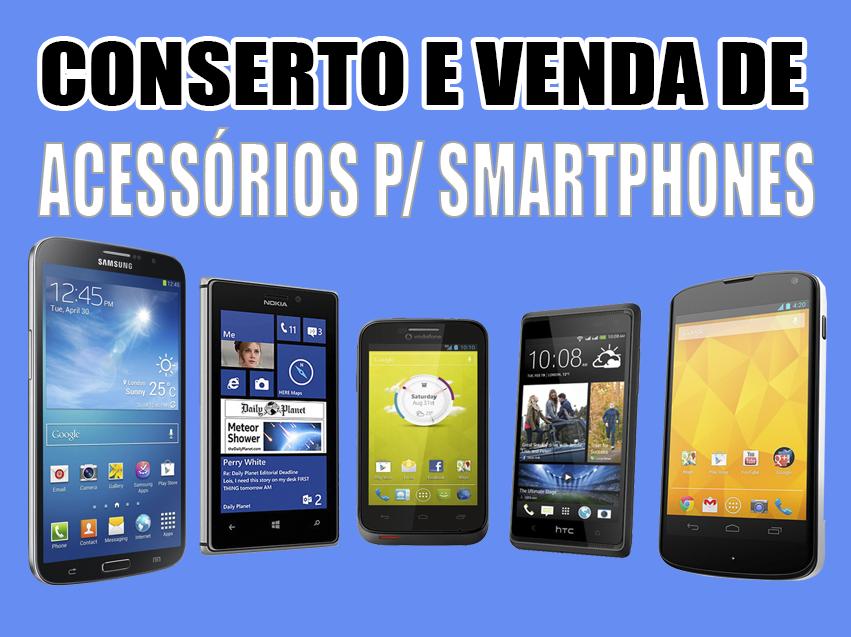 Serviços em Smartphones