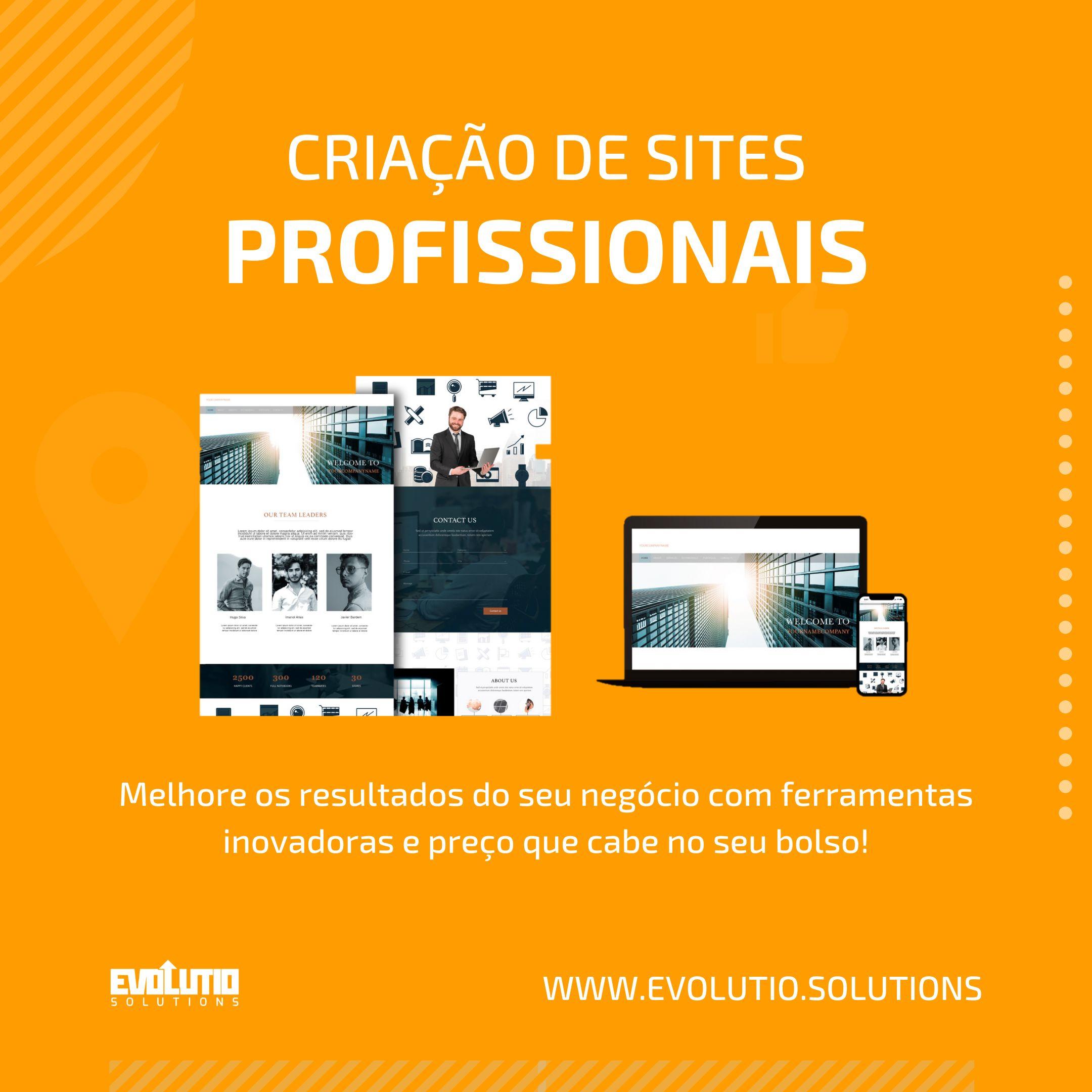 Sites profissionais a par