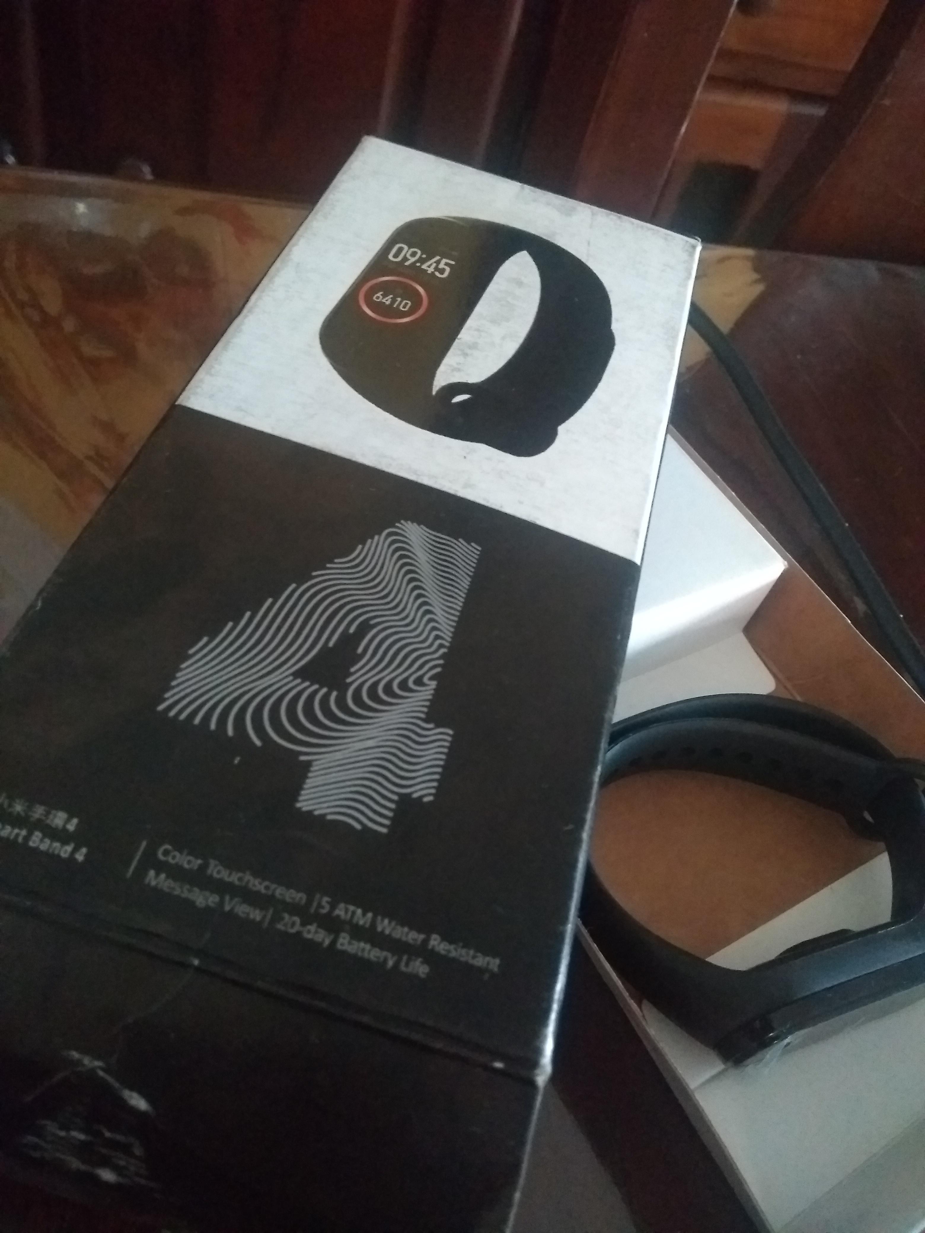 Smartwatch Xiaomi Band Mi