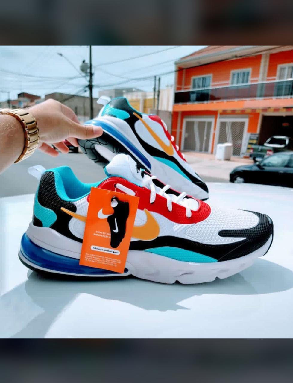 Tenis Nike Emburrachado
