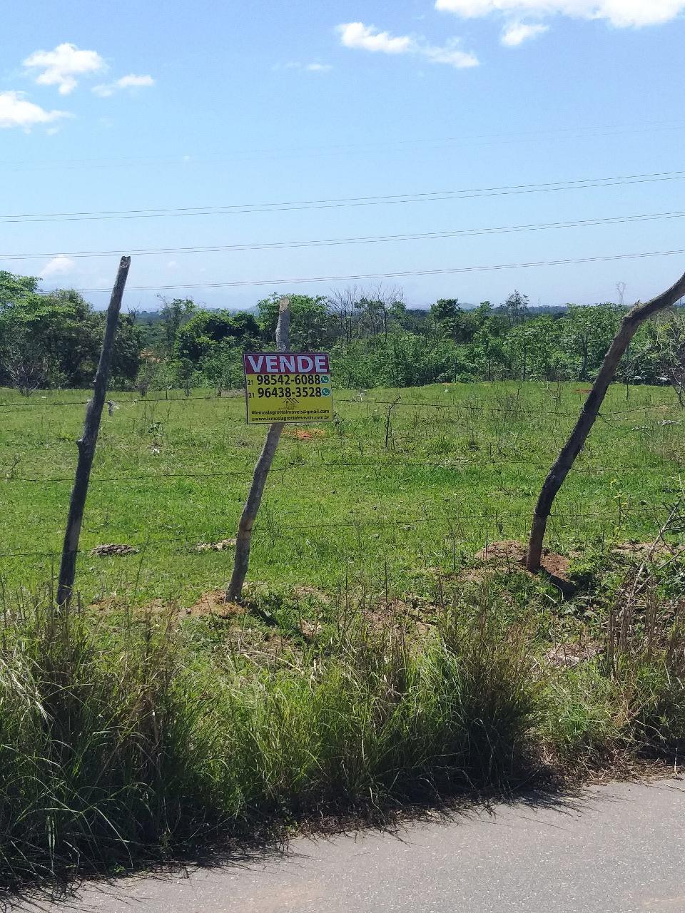 Terreno 2020m² em Vila Ib