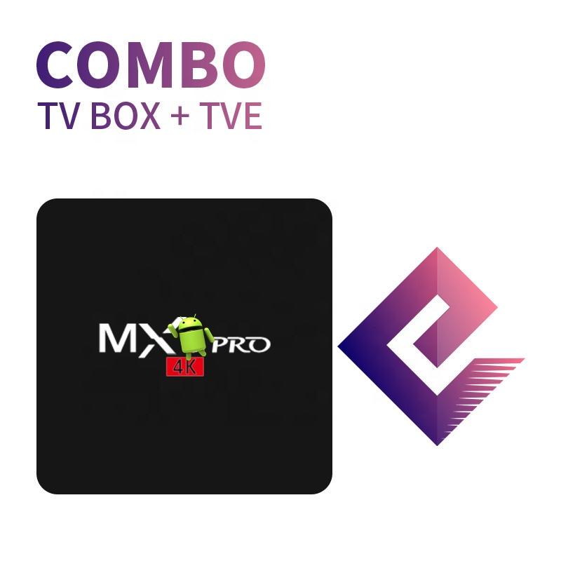 Tv Box 4gb Ram 64gb 5g 4k