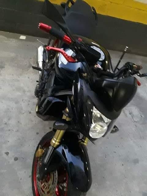 Vendo moto único dono vis
